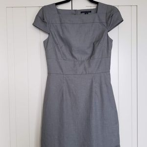 BANANA REPUBLIC Classy Grey Mini Dress